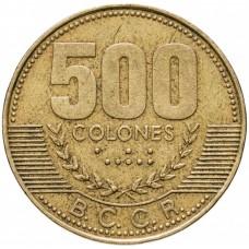 500 колонов Коста-Рика 2003-2005