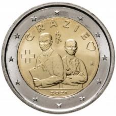 2 Евро 2021 Италия - Медицинские работники
