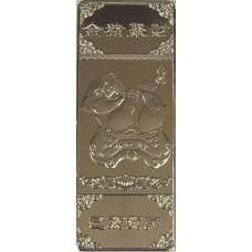 Монета 2019 Год Свиньи - Китайский гороскоп, слиток, цвет серебро