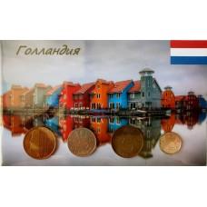 Набор монет Голландия
