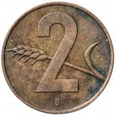 2 раппена  Швейцария  1948-1974