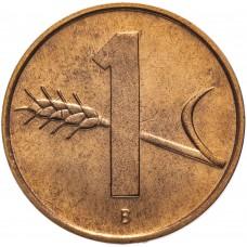 1 раппен  Швейцария  1948-2006