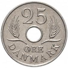 25 эре 1966-1972  Дания  (DANMARK)