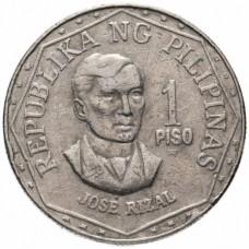 1 писо Филиппины 1979-1982