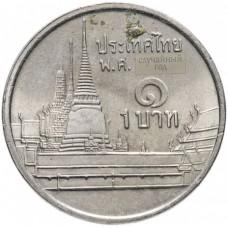 1 бат Таиланд 1987-2007