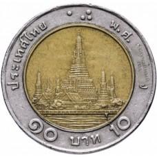 10 бат Таиланд 1988-2008