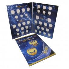 Альбом для монет Регулярного выпуска 1991-1993 гг.