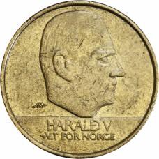 Норвегия, 10 крон 1995-2012