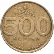 500 рупий Индонезия 1997-2003