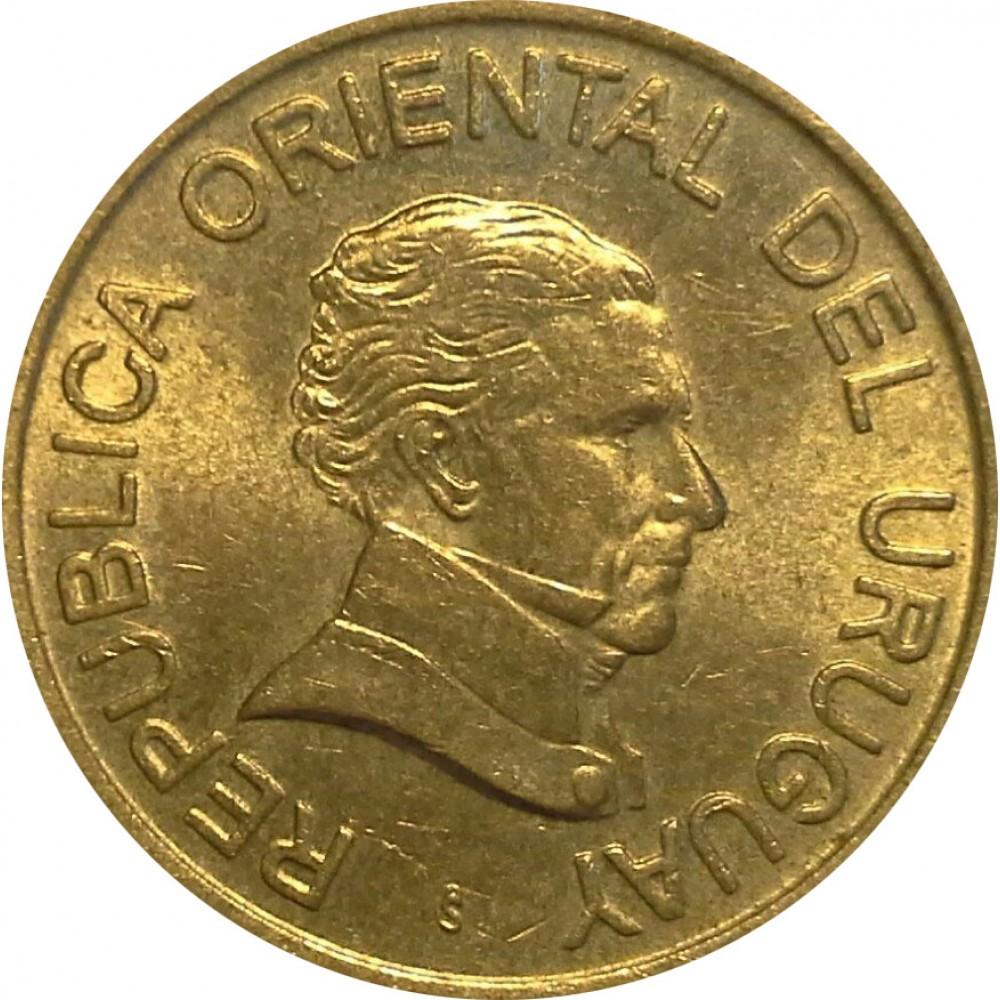 1 песо Уругвай 1998-2007