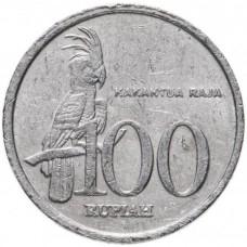 100 рупий Индонезия 1999-2005