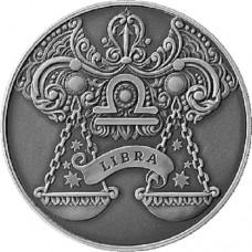 1 рубль Весы - 2015 год Беларусь, Зодиакальный Гороскоп