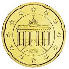 20 евро центов Германия