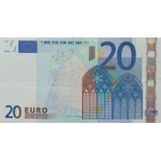 20 евроцентов Бельгия 2002