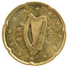 10 евроцентов Ирландия 2003