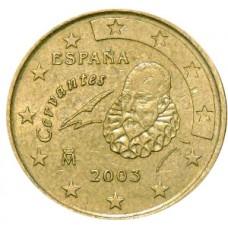 10 евроцентов Испания 2003