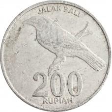 200 рупий Индонезия 2003