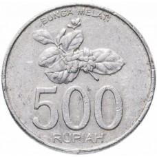 500 рупий Индонезия 2003