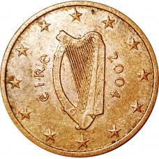 5 евроцентов Ирландия 2004