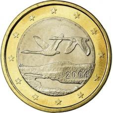 1 евро Финляндия 2004
