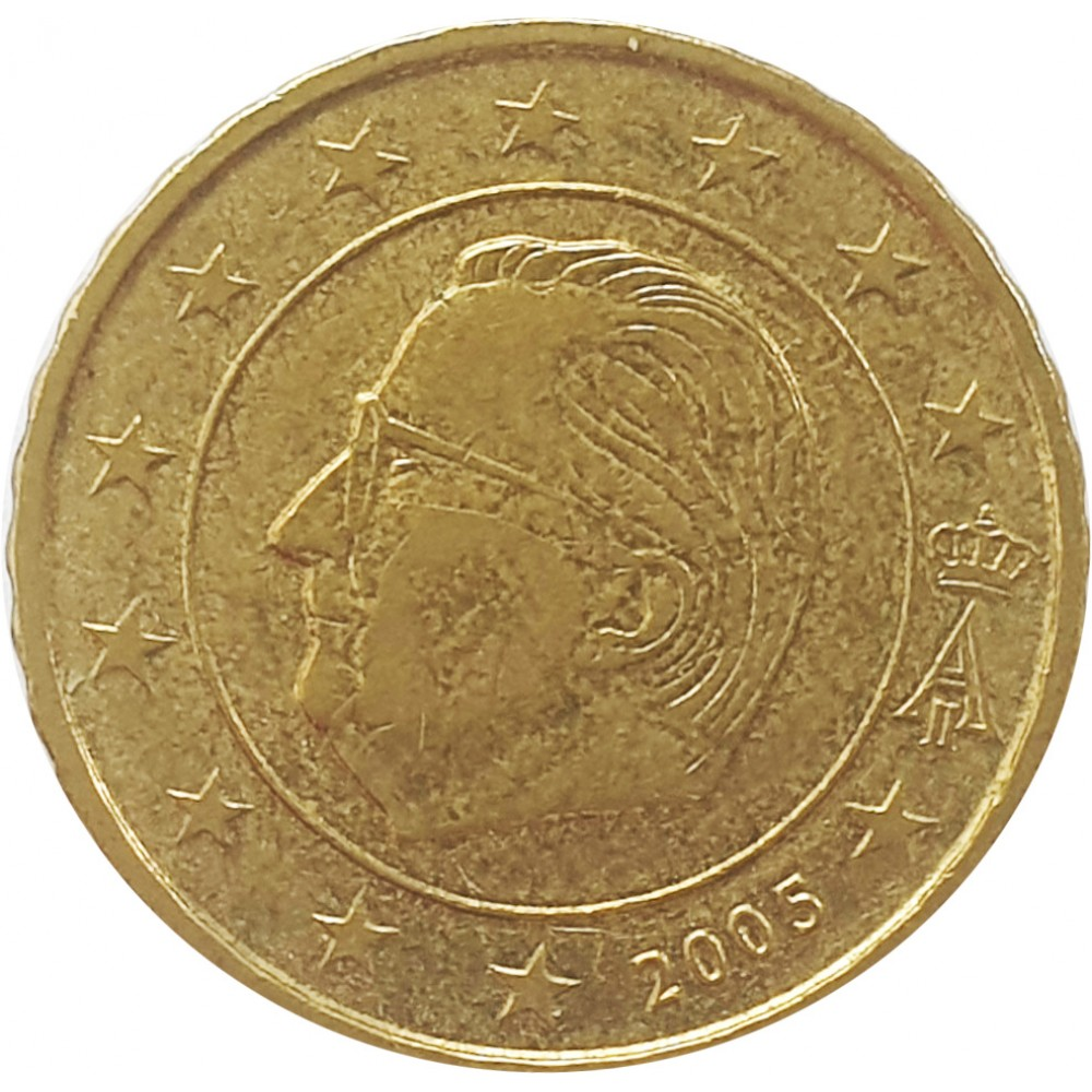10 евроцентов Бельгия 2005