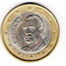 1 евро Испания 2006