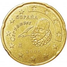10 евроцентов Испания 2006