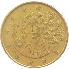 10 евроцентов Люксембург 2008 UNC