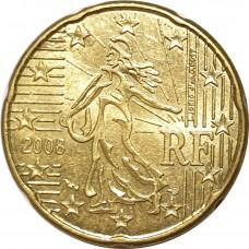 10 евроцентов Франция 2008