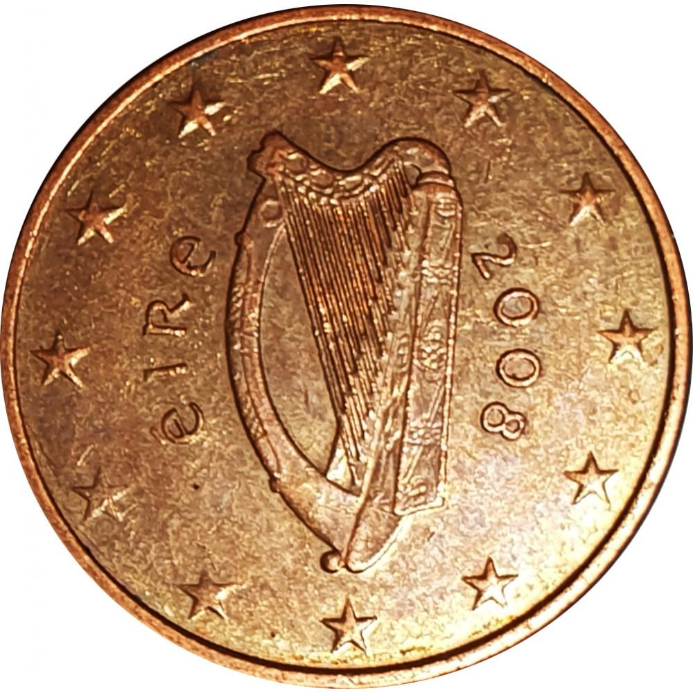 5 евроцентов Ирландия 2008