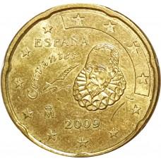 10 евроцентов Испания 2009