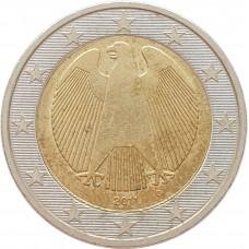 2 евро Германия 2011 G