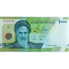 Иран 10000 риалов 2017 UNC пресс