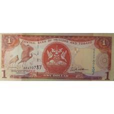 Тринидад и Тобаго.1 доллар.2006 UNC пресс.
