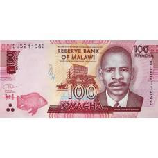 Малави.100 квача. 2016-2019.UNC