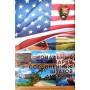 Набор 25 центов CША  2010-2020 Национальные парки - Прекрасная Америка (52 монеты) - полная коллекция