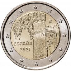 2 Евро 2021 Испания, Исторический город Толедо