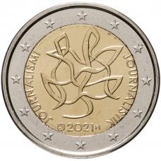 2 Евро 2021 Финляндия - Журналистика и свобода прессы на защите финской демократии