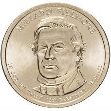 1 доллар 2010, Джеймс Бьюкенен, 13-й Президент США