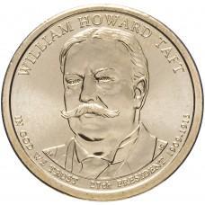 1 доллар 2013, Уильям Тафтр, 27-й Президент США