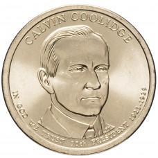 1 доллар 2013 Калавин Кулидж, 30-й Президент США