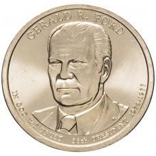 1 доллар 2016, Джеральд Форд, 38-й Президент США