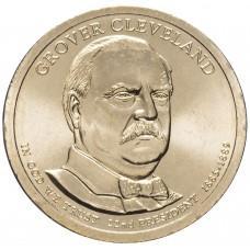 1 доллар 2012, Гровер Кливленд,  22-й Президент США