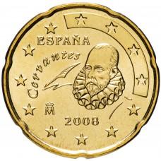 10 евроцентов Испания 2008