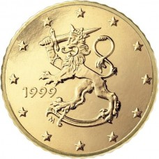 20 евро центов Финляндия