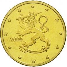 50 евро центов Финляндия