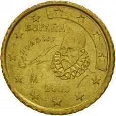 50 евро центов Испания