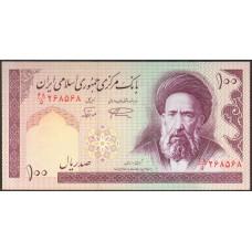 Иран 100 риалов 1992-2011UNC пресс