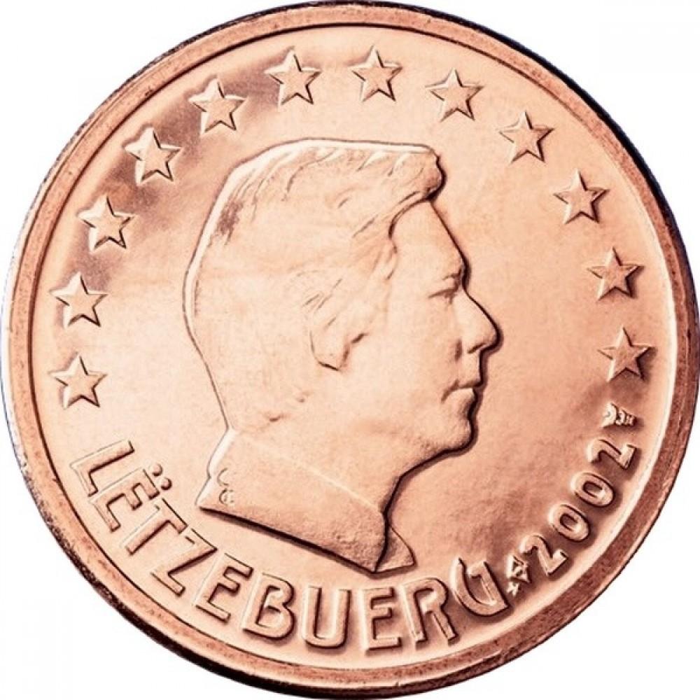 5 евро центов Люксембург