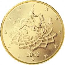 50 евро центов Италия